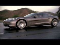 "The Fisker Karma features 22"" wheels.  Watch this video to learn more about the Fisker Karma"