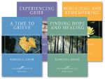 Stephen Ministries - Journeying through Grief set of 4 books.