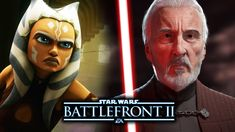 hsoka and Count Dooku make their way into Star Wars Battlefront 2 (2017) thanks to a new PC mod! We're showcasing new Battlefront 2 gameplay with these awesome Clone Wars era heroes on PC (mods not yet available on PS4 or Xbox One)