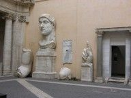 My favorite museum in Roma.