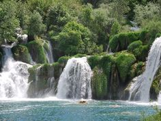 Do go chasing waterfalls in Croatia: Krka National Park