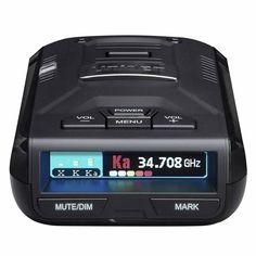 Voice Alert /& OLED Display False Alert Filter Black Cobra RAD 350 Laser Radar Detector: Long Range
