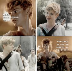 Newt | The Maze Runner