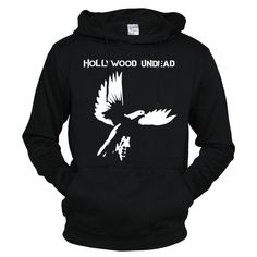 Hollywood Undead Hoodie Sweatshirt Men (M) -- Awesome products selected by Anna Churchill