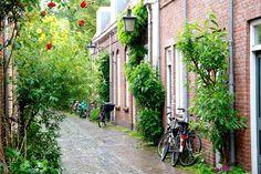 Utrecht bike photo Netherlands photography by Julia Willard FallingOffBicycles on Etsy