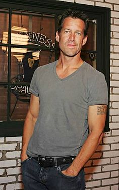Desperate Housewives. James Denton. And he is the whole reason I watch desperate housewives.