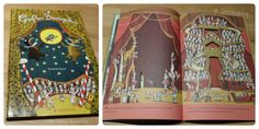 """#Bilderbuch """"Grosser Bärenzirkus"""" von Benjamin Chaud  http://www.favolas-lesestoff.ch/2015/10/bilderbuch-grosser-barenzirkus-von.html"""