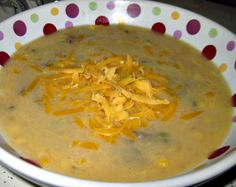 Crock Pot Loaded Baked Potato Soup-@Nicole Ledinsky.. i leave out the cream cheese and just load it with shredded cheddar.. i don't go crazy on garlic either.. you can even leave that out