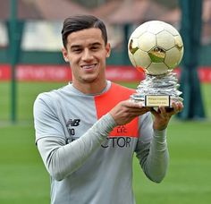 Philippe Coutinho Liverpool Football Club, Liverpool Fc, Football Team, Neymar, Samba, Mariano Diaz, Fc Barcelona, Soccer Ball, Sports