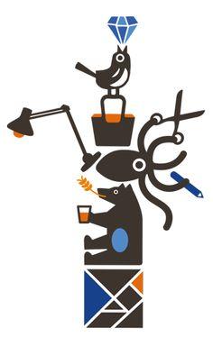 Logo 'Totem'   creatieve studio