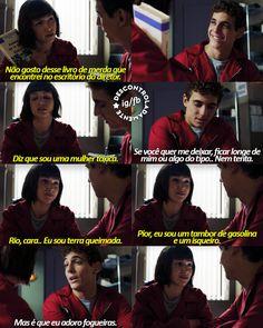 – La Casa de Papel (1x09).