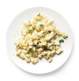Pasta with Ricotta and Mint