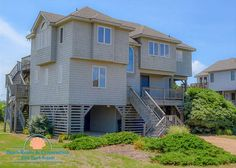 Rooms With A View is a Sanderling Outer Banks House vacation rental in Duck. This Sanderling Outer Banks rental is perfect for your next Sanderling Outer Banks Vacation in Duck.