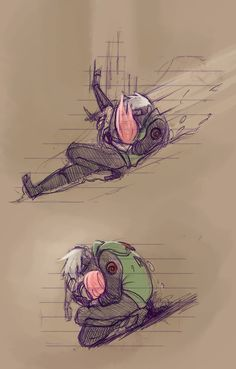 dimisfit:  Whew nice save Kakashi I've been feeling bad for him in the manga lately, sooooo yeah EDIT: Everyone who has been writing hilarious tags on the reblogs, I thank you. You have made my day. (if you guys knew the head canon I have for this moment oh man)