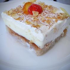 Greek Desserts, French Toast, Cheesecake, Breakfast, Sweet, Food, Morning Coffee, Candy, Cheesecakes
