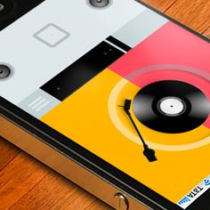 Music App design by Rovane Durso. - Best Mobile Designers In The World | Scoutzie