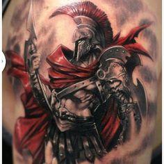 spartan 300 tattoo sleeve - Google Search                              …