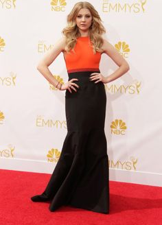 Natalie Dormer at the 2014 Emmy Awards