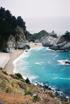 Big Sur, an amazing & breathtaking part of California