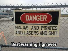 Best warning sign ev...