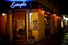 A Little Budapest in Berlin At Szimpla Kaffeehaus.