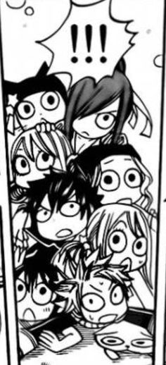 Fairy Tail- lol poor Happy is getting squashed Fairy Tail Funny, Fairy Tail Love, Fairy Tail Manga, Fairy Tail Ships, Anime Fairy, Erza Scarlet, Awesome Anime, Anime Love, Chibi