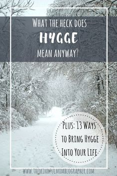 What does hygge mean | hygge lifestyle