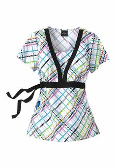 All Nursing Scrubs Brands Cute Scrubs Uniform, Womens Scrubs, Baby Phat, Scrub Tops, Cover Up, Dresses For Work, Plaid, Massage Therapy, Nurses