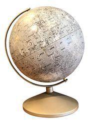 1960s Replogle Globes Moon Globe on Chairish.com