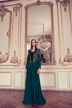 Alexis Mabille Fall 2017 Couture Fashion Show