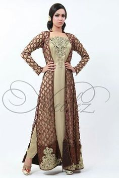 c354fd84ab Semi Formal Wear Collection 2014 for Women Needlez by Shalimar  Started in  Needlez carries a very high repute when it comes to Designer Embroidered