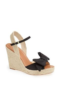 kate spade new york 'jumper' sandal | Nordstrom....love these! wish I didn't have to break the bank to make them mine! #ineedtowinthelotto #champangetasteonabeerbudget
