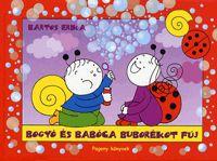 Bogyó és Babóca buborékot fúj   Bartos Erika Snoopy, Comics, Fictional Characters, Anna, Products, Books, Scrappy Quilts, Libros, Book