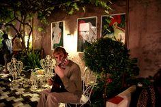 Nico Gargano en vidriera al arte por Sab Mic fotos