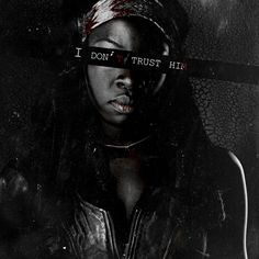 Michonne - The Walking Dead - #TWD #Quotes
