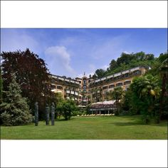 Grand Hotel Villa Castagnola - 2 Nights in a Suite - Park and Lake View