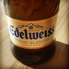 Edelweiss Pêche Blanche