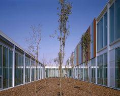 arquitectura_AV62_biblioteca Jordi Rubió Barcelona