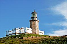 Faro del Cabo Machichaco, Vizcaya Faro España