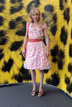 Julie Depardieu attends the 'A La Vie' Photocall during the 67th Locarno Film Festival on August 11, 2014 in Locarno, Switzerland.