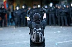 Who are the Black Bloc and what are they trying to achieve? - ABC ...
