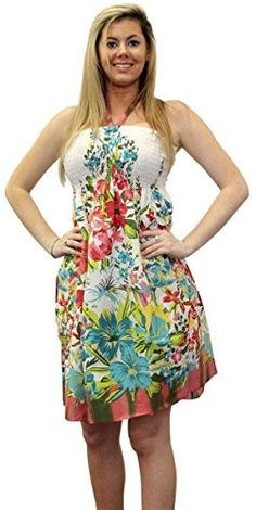 New La Leela Sundress Party Swimsuit Evening Halter Boho Tube Dress Maxi Skirt Backless Beach online. Find the  great Tom's Ware Dresses from top store. Sku kncu56953ipei62486