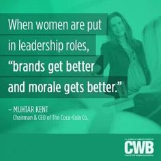 Women in leadership. Interesting to ponder. #Personal Leadership #Women