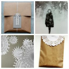 WABI SABI Scandinavia - one of Sweden's largest ad free design blogs.: DIY: Natural Gift Wrapping ideas