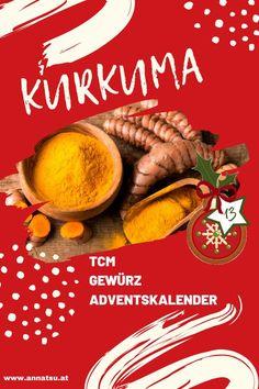 Hinter Türchen 13 meines Gewürz Adventskalenders verbirgt sich der Kurkuma. Ich verrate dir die Wirkung von Kurkuma sowie ein geniales Rezept in der Podcast-Folge vom Gewürz Adventskalender. #kurkuma #gewürzadventskalender #weihnachten #adventskalender