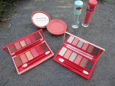 "Rosalie & Violetta: Our Etude House ""Berry Delicious"" Collection  #etudehouse #Beauty #Makeup #cosmetic #skincare"
