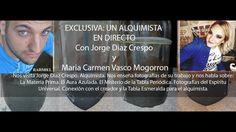 ALQUIMIA y la TABLA ESMERALDA con JORGE CRESPO