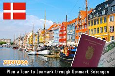Plan a Tour to Denmark through Denmark Schengen
