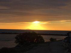 Sunrise - January 16, 2016, Monolithos, Santorini