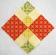 Farmer's Wife: Autumn Tints by freshlypieced Quilting Tutorials, Quilting Projects, Quilting Designs, Sewing Projects, Patchwork Quilting, Scrappy Quilts, Mini Quilts, Quilt Block Patterns, Pattern Blocks